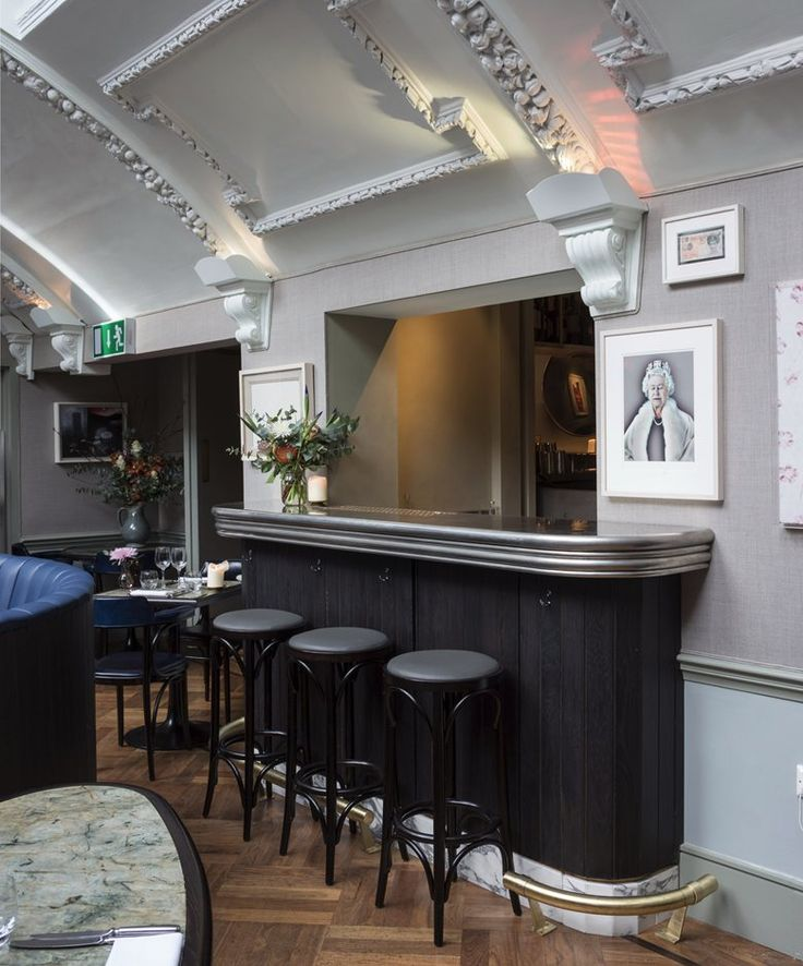 The Groucho Club in London | BARSTOOL 73 by TON