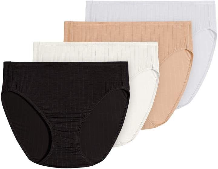 65fed53fc396 Jockey Supersoft Cool 4-Pack French Cut Panty Set #Cool#Pack#Jockey ...