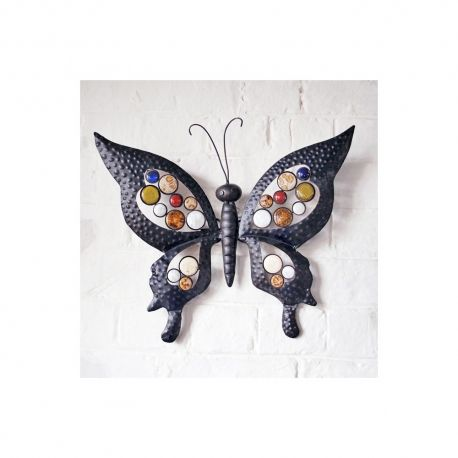 17 best images about butterfly garden ornaments on for Outdoor butterfly ornaments