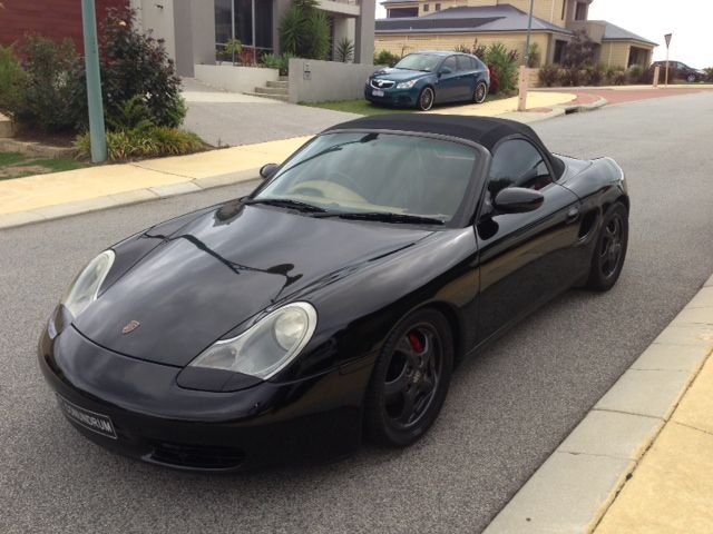 purschased my first black 1998 boxster australia 986 forum for porsche boxster owners and. Black Bedroom Furniture Sets. Home Design Ideas