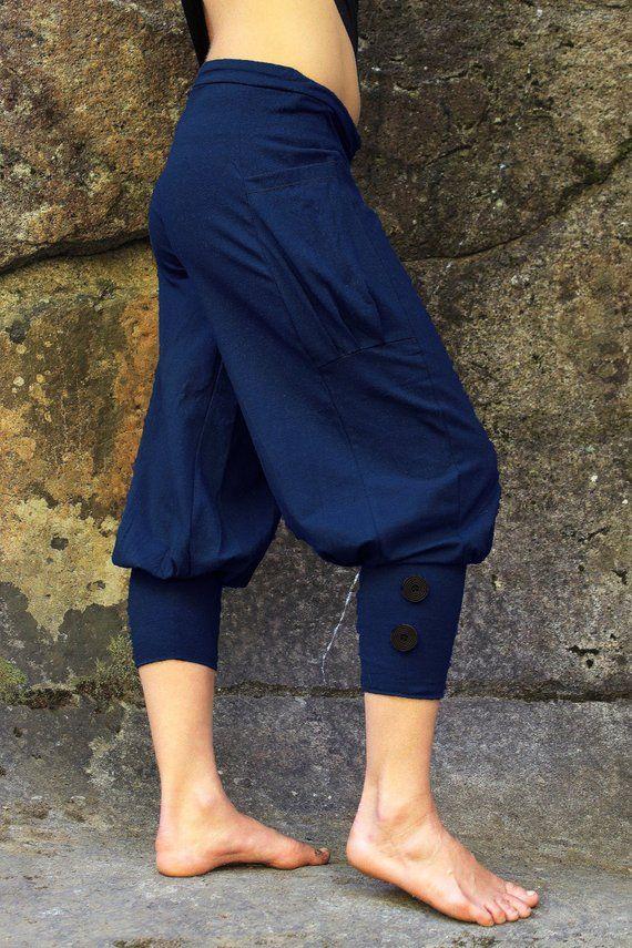 Pedal Pusher-Summer Capri-Ladies pants-short pants-capris-athletic pants-casual …