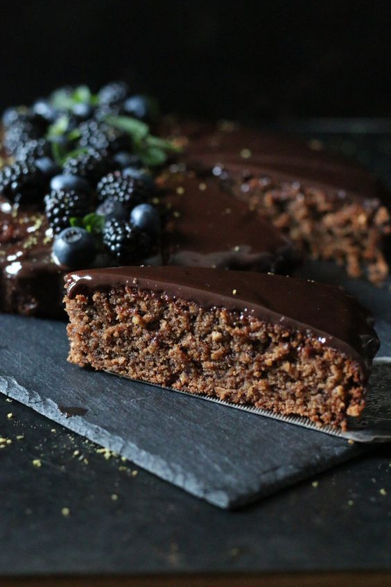 Es geht um Kuchen – einen extrem leckeren Schokoladenkuchen! Ziemlich genau d …   – KUCHEN