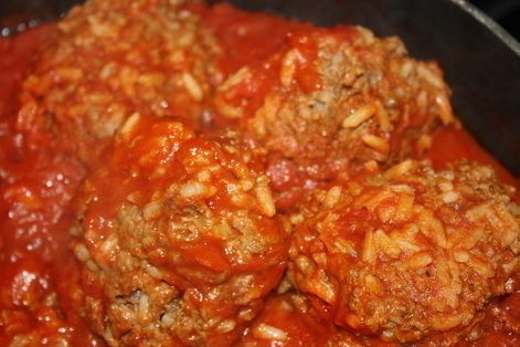 Porcupine Meatballs - I grew up eating these and now my family loves them too (even the picky ones!)