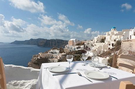 #Skala_Restaurant in #Santorini - #Italy http://directrooms.com/italy/hotels/sorrento-hotels/price1.htm