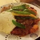 Recipe photo: Chicken katsu curry
