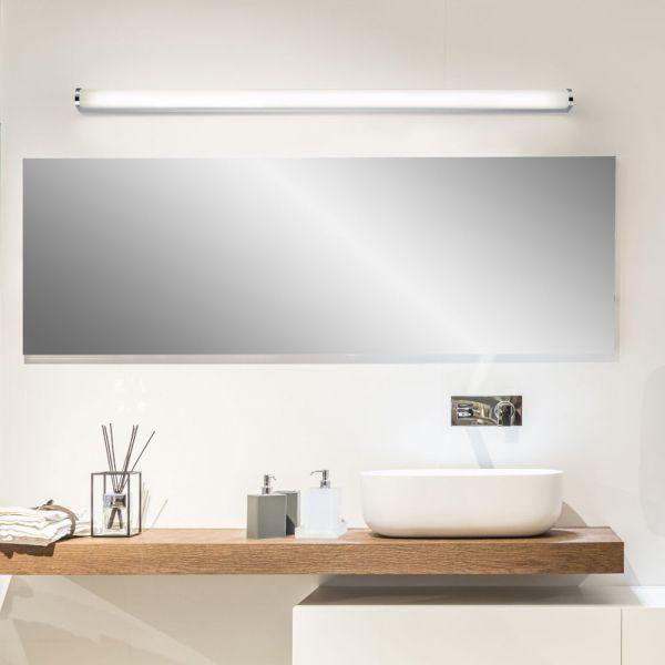 Helestra LED Wandleuchte /'Theia/' Wandlampe Metall Modern Badezimmerleuchte A+