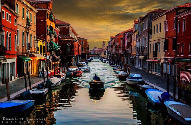 Venice Street!   PHOTOinPHOTO