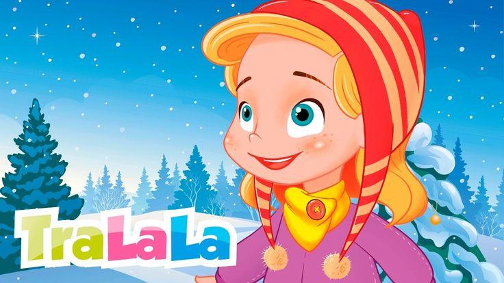 Ninge iar ca în povești - Cântece de iarnă pentru copii | TraLaLa
