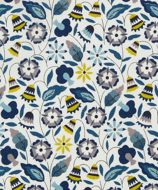 Liberty Art Fabrics Bobo A Tana Lawn Cotton