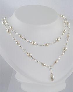 Best 25+ Handmade pearl jewelry ideas on Pinterest | DIY earrings ...