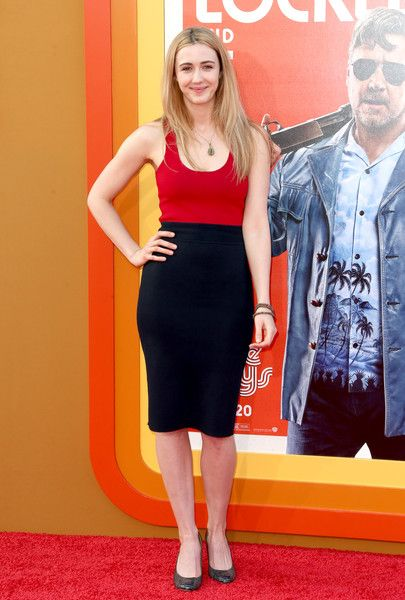 Actress Madeline Zima attends the premiere of Warner Bros. Pictures' 'The Nice Guys' at TCL Chinese Theatre on May 10, 2016 in Hollywood, California.