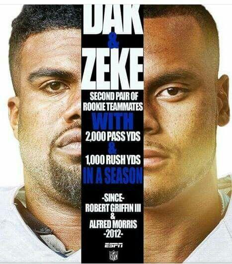 Dak And Zeke