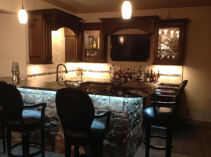 Basement Bar Stone