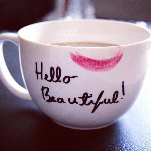 Good Morning All Caps : Irenemorilla s photo quot good morning beautiful ladies☕️