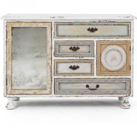 1000 ideas about shabby chic sideboard on pinterest neutral chest of drawers foyer furniture. Black Bedroom Furniture Sets. Home Design Ideas