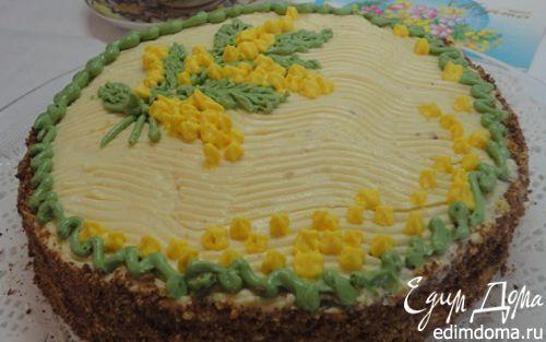 Мамин торт | Кулинарные рецепты от «Едим дома!»