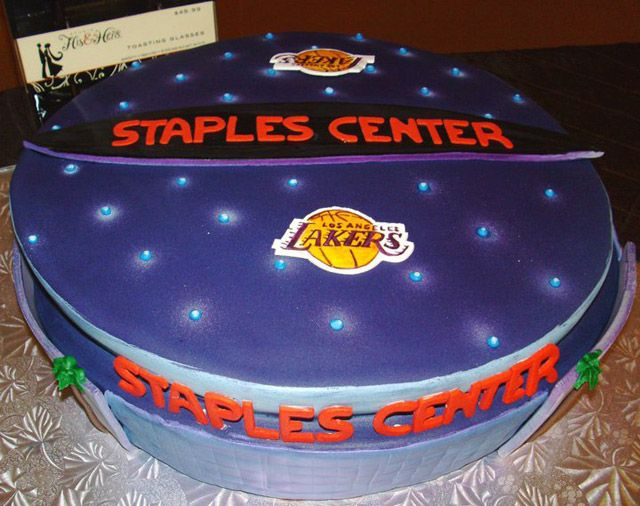 staples center home of the lakers rented room for the clippers