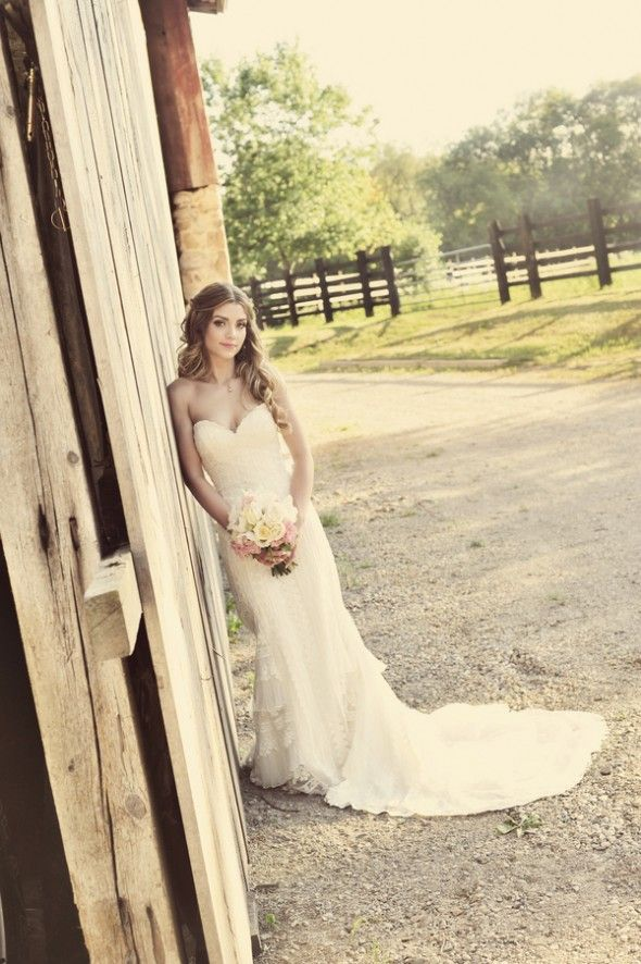 I'm not a fan of sleeveless but this dress is so lovely and she fits into it SO well!