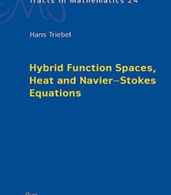 Hybrid Function Spaces Heat And Navier-Stokes Equations PDF