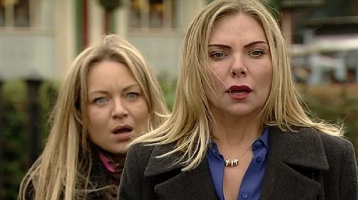 EastEnders Spoilers: Are Ronnie And Roxy Mitchell Returning For Halloween?