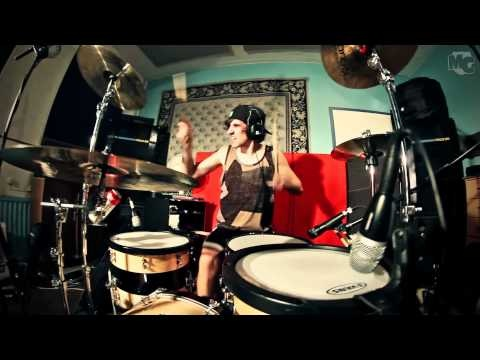 """Drum Cover """"Blink-182 - Dumpweed"""" by Otto from MadCraft"""