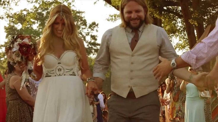 I'm obsessed with this!! This is exactly how I want my wedding and the song is perfect!  Zac Brown Band - Sweet Annie (Official Video)