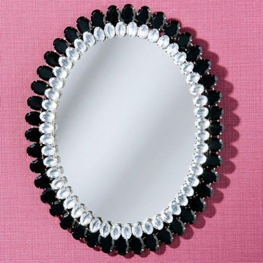 Decorative mirrors christmas ideas pinterest for Decorative crafts mirrors