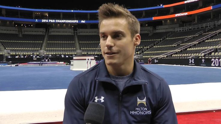 "Samuel ""Sam"" Mikulak (born October 13, 1992) is an American artistic gymnast…"