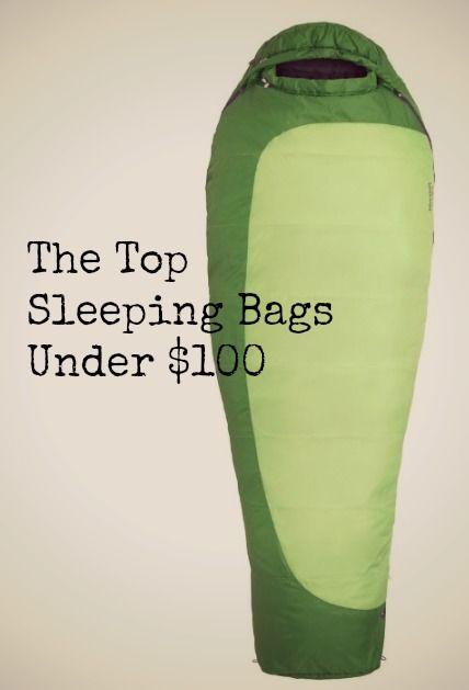 best sleeping bags under 100