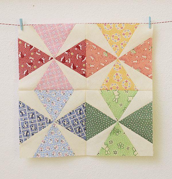 Vintage Block Quilt Along                                                                                                                                                                                 Mehr