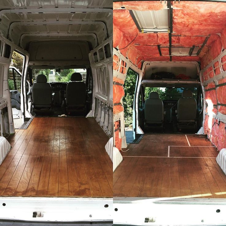 15 Best Ford Transit Camper Van Project Images On