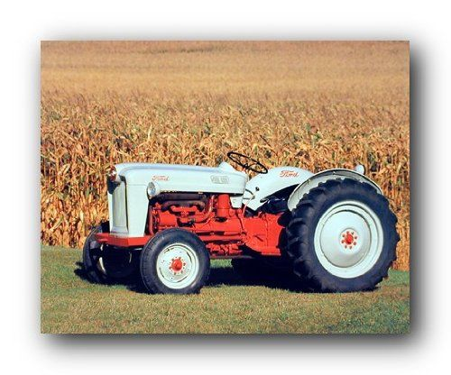 Light up your place with this amazing farm vintage tractor picture art print poster. This poster will create stylish look and will be a great choice for your home. It will be a great addition to your home decor. So Hurry up and buy this charming wall poster for its wonderful paper quality with perfect color accuracy.