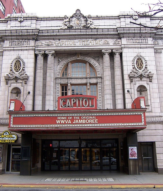 Capitol Theatre; original home of country music ~ Wheeling, WV