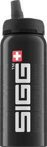 De Active Top van SIGG - een nieuwe generatie voor een comfortabel drinken. Door het verticaal vasthouden van de fles, kun je heel comfortabel drinken door een rietje - zonder beperking voor uw gezichtsveld. Licht koolzuurhoudende dranken zal niet spuiten uit de fles - dankzij onze innovatieve gepatenteerde technologie.0.6 liter140 gram