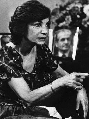 A irmã gêmea do último xá do Irã, a princesa Ashraf Pahlavi (1919-2016) | Faleceu dia 7 de janeiro aos 96 anos, em Monte Carlo, Mônaco
