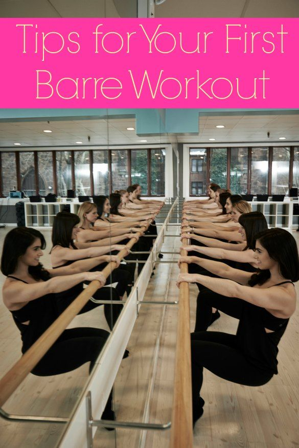 Intimidated to try a barre class? Fear not with these tips from the pros! | via @Fit Bottomed Girls