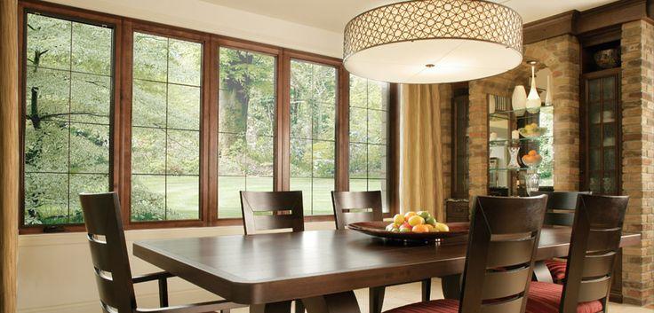 Collection PVC et intérieur bois