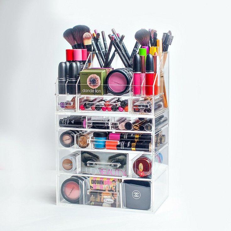 Top 25+ best Large acrylic makeup organizer ideas on Pinterest ...
