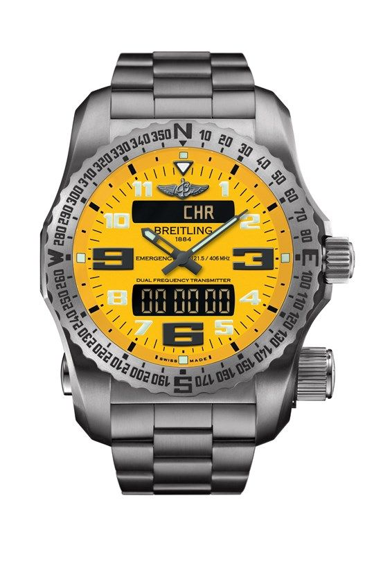 Breitling -  - The GQ Watch Guide 2014 - GQ.COM (UK)