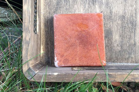 Pumpkin Spice Scented Soap With Optional Natural Loofah - SLS-FREE Seasonal Blends Collection
