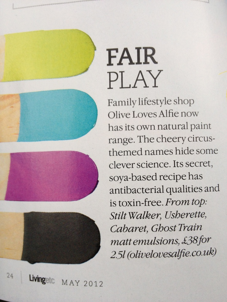 Living Etc Talking About Our Olive Loves Alfies New Eco