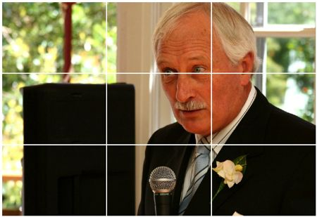 Digital Photography Lessons: Rule of Thirds