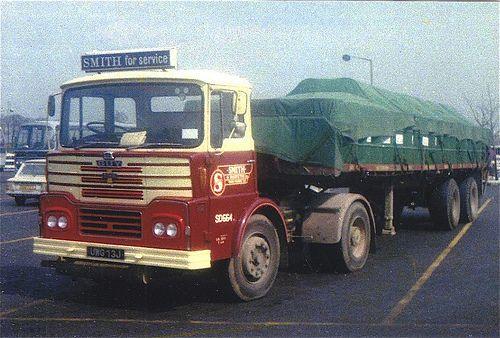 1970 GUY Invinsable