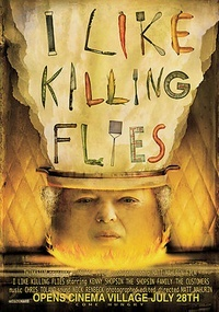 I Like Killing Flies - A documentary about Kenny Shopsin.  Very interesting.