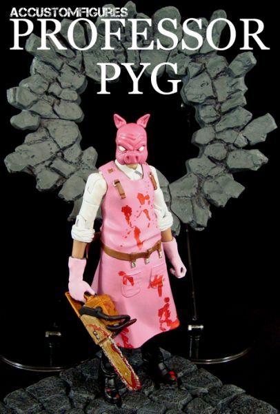 Professor Pyg (DC Universe) Custom Action Figure
