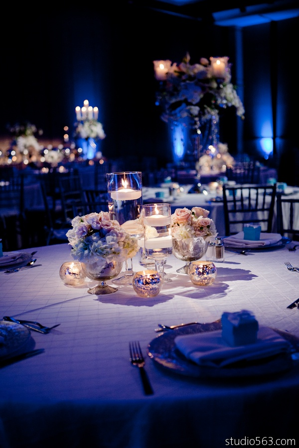 37 best Blue and White Wedding images on Pinterest Party central