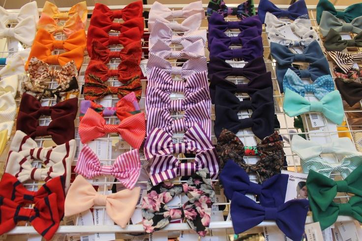 hair bow heaven: Hair Ideas, Bows Accessories, Bows Ties, Bows Bows, Bows Ii, Bows Heavens, Hair Bows, Bows Wishlist, American Apparel Bows