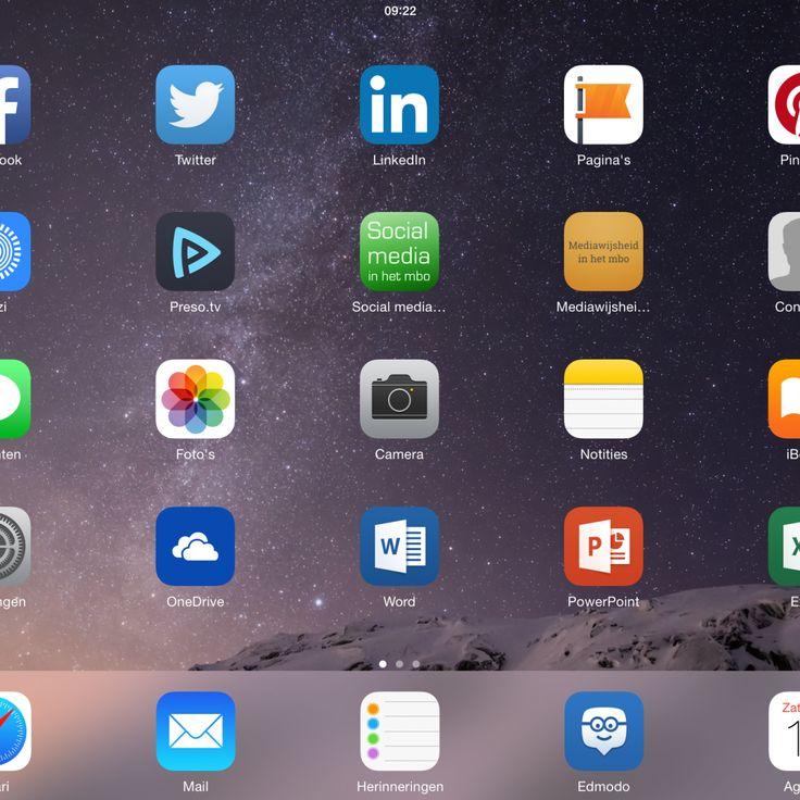 Gebruik als docent de iPad om je werk lichter, leuker, makkelijker en slimmer te maken! Dit zijn de tips en trucs voor de standaard apps.