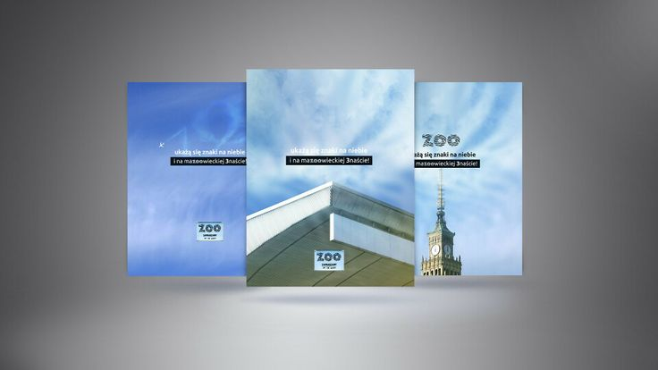 Mag-Ad Press Campaign, Zoo Warsaw Club, Creamteam Branding & Advertising Design Studio, www.creamteam.biz, creamteam.pl