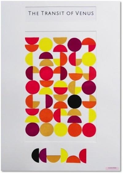 Surface Design Diploma - Industry Awards December 2012  Tamara Maynes Tea Towel Design Highly Commended - Jo Nolan